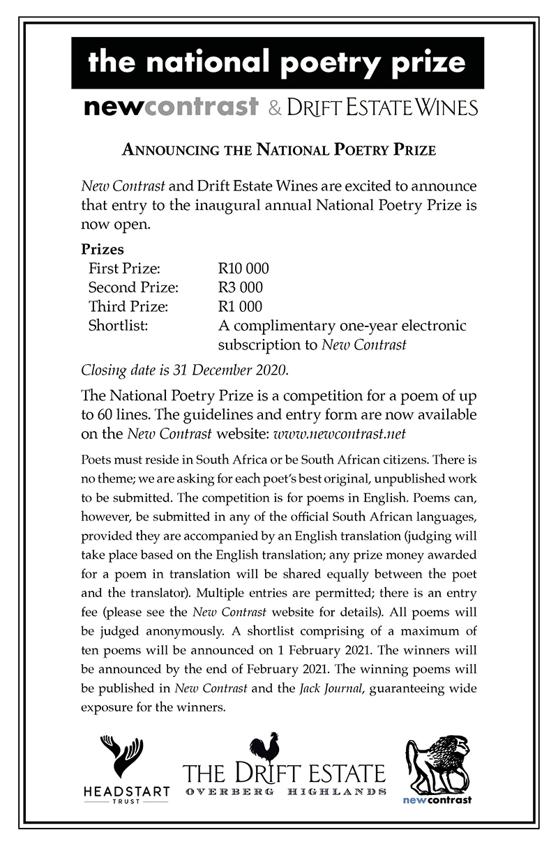 National Poetry Prize